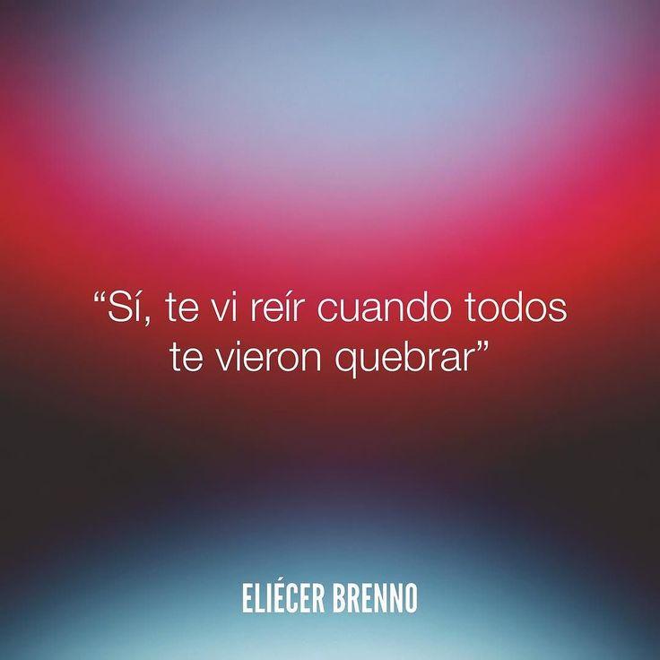 Sí te vi reír cuando todos te vieron quebrar Eliécer Brenno  La Causa http://ift.tt/2ggOU9J  #reir #quotes #writers #escritores #EliecerBrenno #reading #textos #instafrases #instaquotes #panama #poemas #poesias #pensamientos #autores #argentina #frases #frasedeldia #CulturaColectiva #letrasdeautores #chile #versos #barcelona #madrid #mexico #microcuento #nochedepoemas #megustaleer #accionpoetica #colombia #venezuela