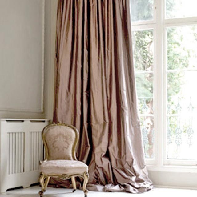 Lush Curtains Lovelove Home Silk Curtains Curtains Home Decor