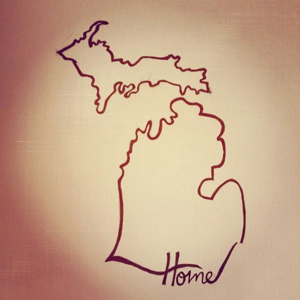 6.)Culture-Michigan: All of my family lives in Michigan, so I have a natural…