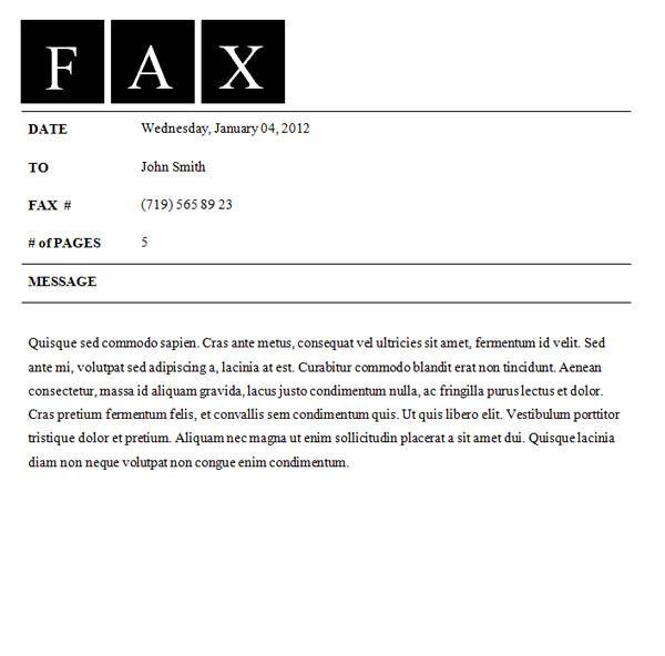 25+ ideias exclusivas de Cover sheet template no Pinterest - fax cover letters