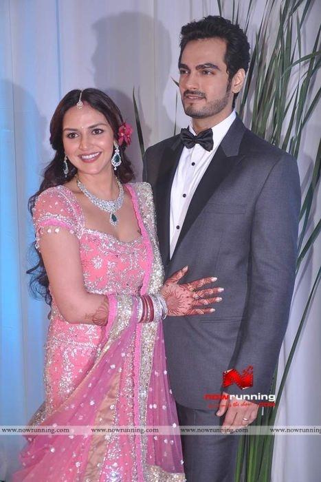 Esha Deol's Wedding Reception