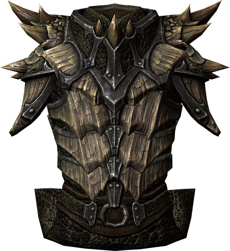 Dragonscale Armor (Armor Piece) - The Elder Scrolls Wiki