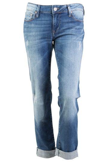 Mavi jeans Emma Low Rise Slim Slouch Jeans - Womens Straight Jeans at Birdsnest Women's Fashion