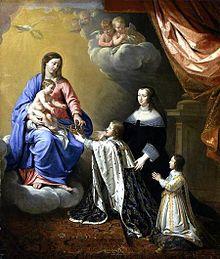 Anne d'Autriche (1601-1666) — Wikipédia