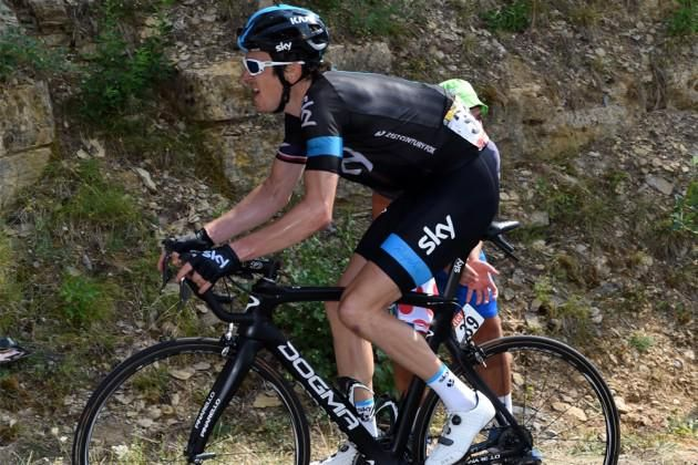 Cycling Weekly @cyclingweekly Geraint Thomas describes his Tour de France bad day as being like an Ikea nail: cyclingweekly.co.uk/news/latest-ne… #cycling pic.twitter.com/6kp1LCfbkt
