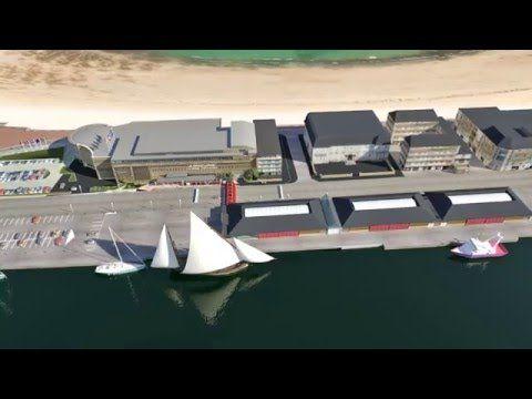 jonction palais - YouTube Artimage3d St Malo