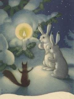 Rudolf Koivu,christmas card
