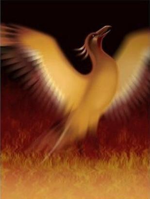 — Уважаемая птица Феникс,