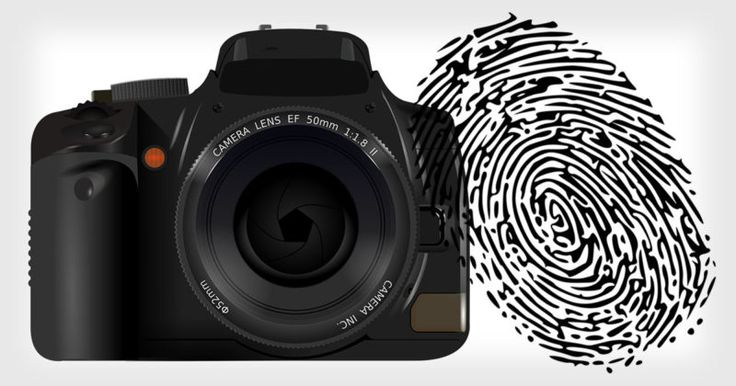 Camera Fingerprint Database Could Help Crack Down on Photo Theft