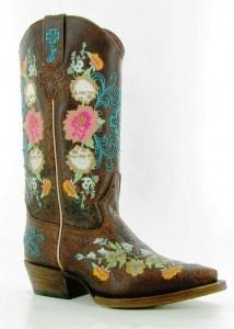 Little Girls Cowboy Boots ...Macie Bean Kids Boots