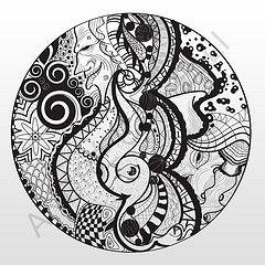 Mandela Art Templates | Infinitas Possibilidades (Andr Cainelli // Digital Art /) Tags ...