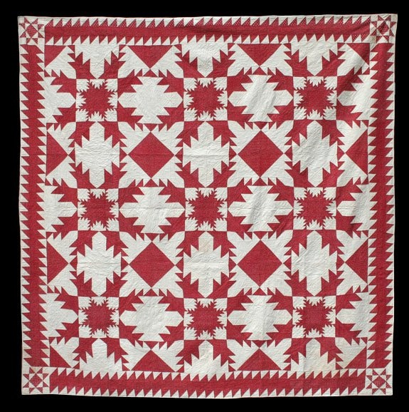 202 best Quilting - Red & White Quilts images on Pinterest | Quilt ... : quilts red - Adamdwight.com