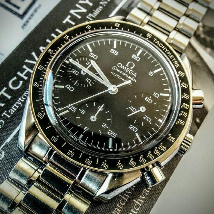 #omega #speedmaster reduced #sold to #collector in #phoenix #az - more #watchforsale at www.watchvaultnyc.com #watchuseek #watchporn