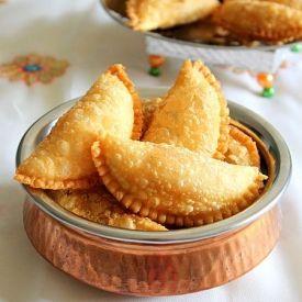 Deep Indian Food