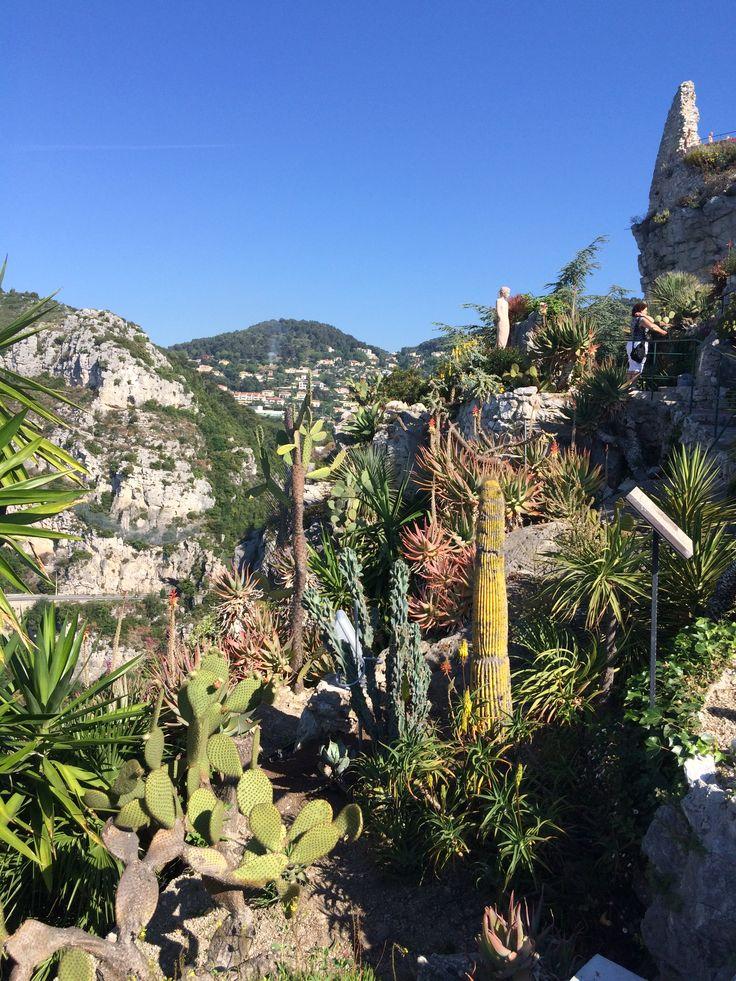 The Gardens atop Eze