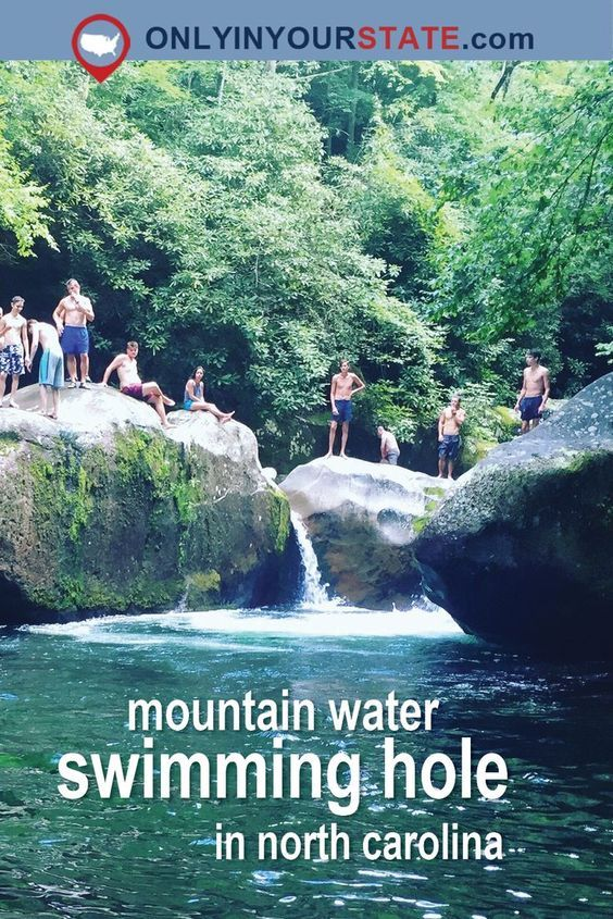 Travel   North Carolina   Attractions   Things To Do   Places To Go   Site Seeing   Explore   Swimming Hole   Natural Water   Summer