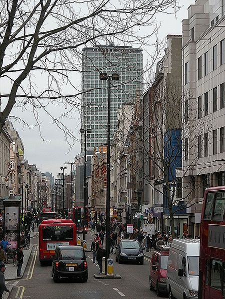 OXFORD STREET - LONDON