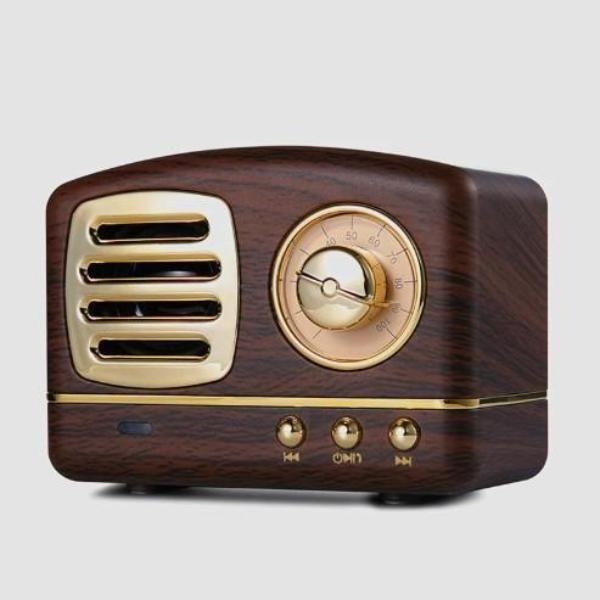 Retro Radio Bluetooth Speaker Usb Speakers Retro Speakers Retro Radios
