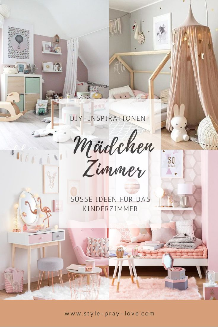 Diy Kinderzimmer Inspirationen Fur Madchen Style Pray Love