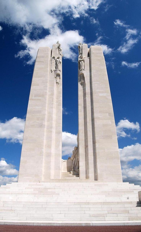 Talk:Canadian National Vimy Memorial