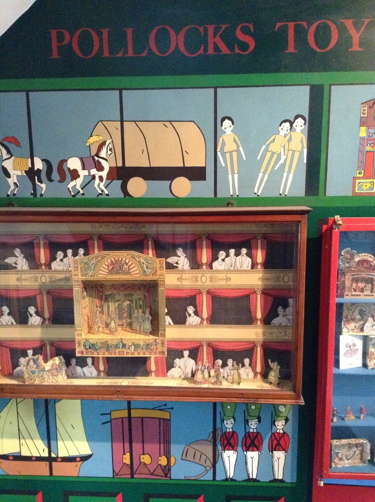 9 best Pollock\'s Toy Shop, London images on Pinterest | Hall ...