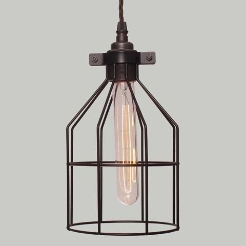 Lampa wisząca Cage