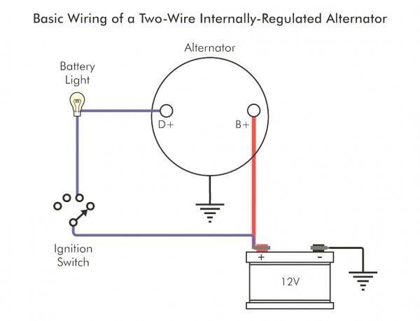 1991 S10 Alternator Wiring Diagram Alternator Voltage Regulator Electrical Switch Wiring