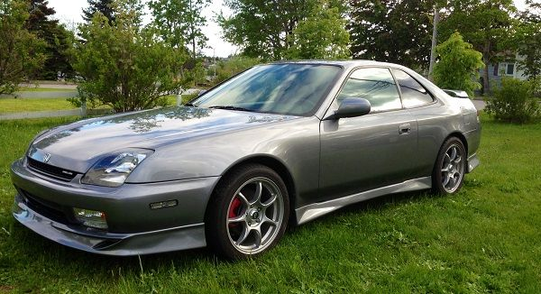 red 2001 honda prelude - Google Search