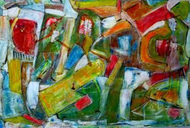 "Saatchi Art Artist Vanda Parker; Painting, ""WHALE WALKER"" #art"