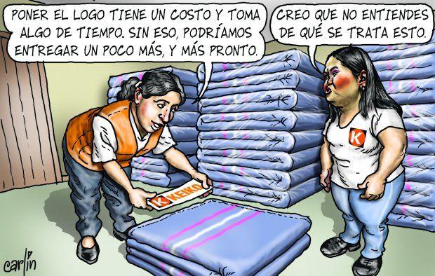 Carlincatura del Viernes 24 de Marzo, 2017   Noticias del Perú   LaRepublica.pe