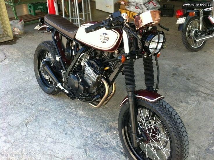 Xr Cafe Racer