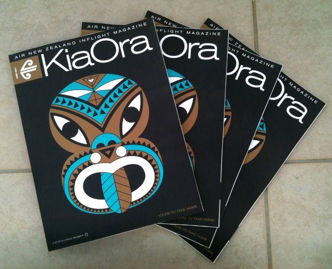 kia ora magazine - Google Search