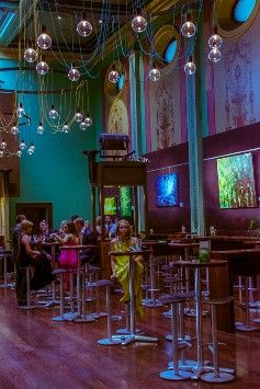 Perfect For Christmas Parties Product Launches Networking Events And Special Occasions The ArtHouse Hotel In Sydneys CBD Is Ideal Venue Your