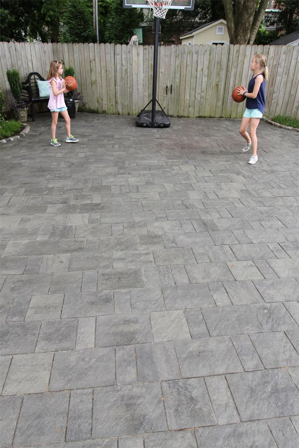 A Slate Faced, Three Piece Slab System, Terrace Stone™ Is Designed To Be  Laid Either As A Standard Paver Or As A Permeable Pavement System.