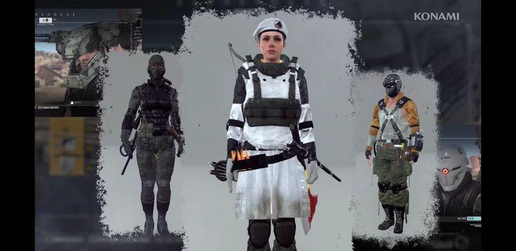 Hmmmm... Is that a Gray Fox helmet I see? #MetalGearSolid #mgs #MGSV #MetalGear #Konami #cosplay #PS4 #game #MGSVTPP