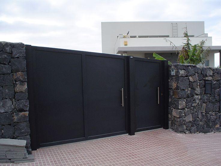 25 great ideas about puertas garaje on pinterest garaje - Portones para garaje ...