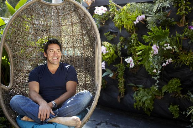 Up-close-and-personal with HGTV's Jamie Durie, host of 'Outdoor Room' --> http://www.hgtvgardens.com/design/talking-durie-hgtv-personality-jamie-durie?soc=pinterest