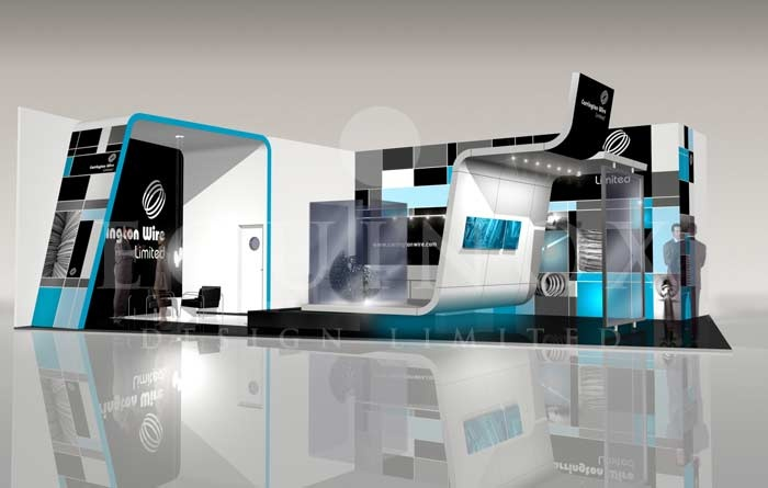 Innovative Exhibition Stand Design : Equinox design ltd provide innovative and vibrant designs