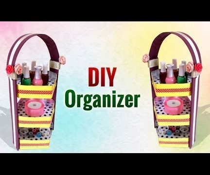 I have always had a special charm about DIY Recycled Crafts because making best out of waste crafts push the boundaries of your imagination to create a new and fresh take on easy and DIY Craft ideas. With me, this time you can indulge your creative side into a cool craft and learn how to make a DIY Cardboard Organizer to help you live a clutter free life. Now say Goodbye to clutter with this super cool craft idea of making a DIY Cardboard Organizer using basic waste craft supplies.Watch the…