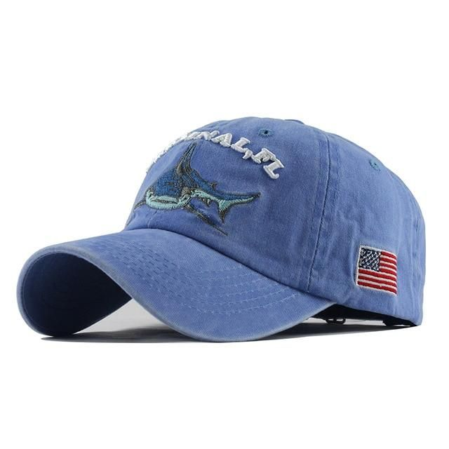 Blue Baseball Hats for Men Dad Caps with Embroidery Snapback Hat Vintage 1962