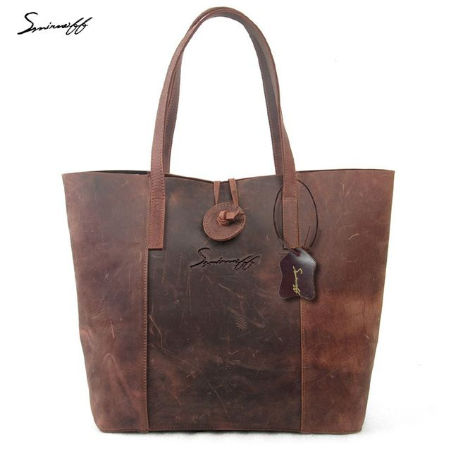Check lastest price SMIRNOFF Famous Brand Luxury Handbags Women Bags Designer Handbags High Quality Women Bag Genuine Leather Ladies Handbag just only $95.86 with free shipping worldwide  #womantophandlebags Plese click on picture to see our special price for you