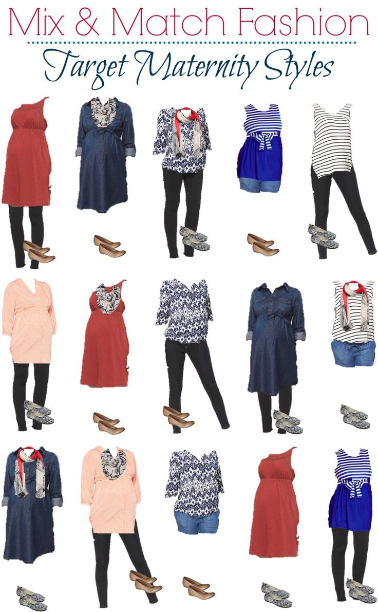 10 Summer Maternity Outfits That Take You From Casual to Classy: Looking for summer pregnancy maternity fashions that won't break your baby budget? Check out ten great outfits, all with pieces that cost under $40 each!