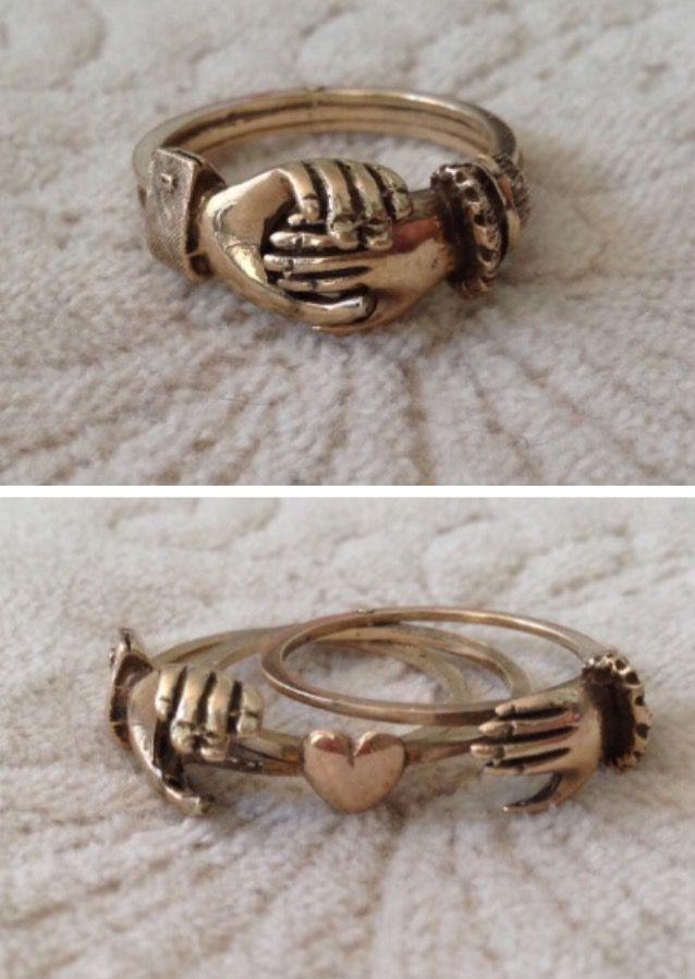 best 25 interlocking wedding rings ideas on