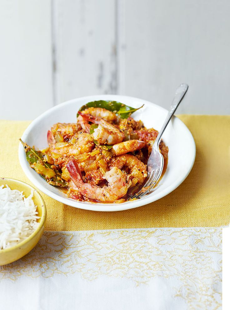 For Torie True-Bhattacharyya, the taste of her mother-in-law's unbeatable Bengali prawn curry recipe unites her and her daughters with family far away.