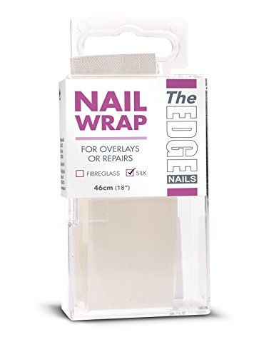 From 3.31 The Edge Nails Silk Nail Strip 18inch