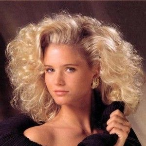 80s hairstyles - includes link to a hair tutorial