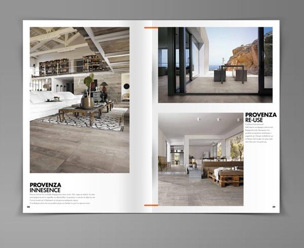 Patiris Brochure 02 by The Comeback , via Behance