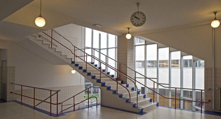 Restauratie en herbestemming kantoorgebouw Van Nelle, Rotterdam