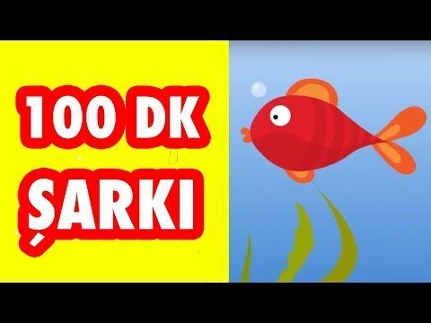 100 Dakika Kesintisiz Çocuk Şarkısı - 65 Şarkı Bir Arada - YouTube
