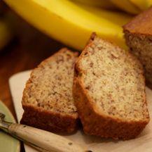 Receta de pan de plátano o banano para hacer en casa, ¡mmm!